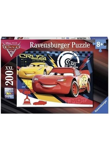 Ravensburger 200 Parça Puzzle WD 126255 Renkli